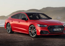 2021 Audi A7 Black Automatic Safety, Release Date