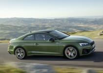 2021 Audi A7 S Line Safety Update, Automatic Performance