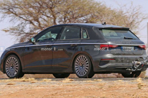 Audi A3 2021 Spy Shots Exterior Update, Redesign, Change